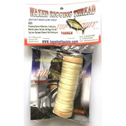 Top Shot Waxed Thread 50m